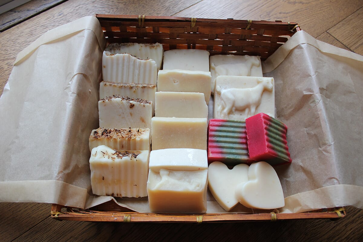 Goats Milk Soap Collection